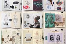 Art | Journals / for an art insp.