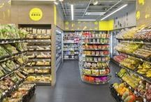 Food & Drink / Our favourite food & drink store designs!