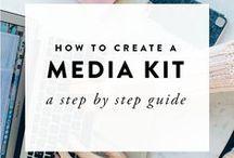 Blog Media Kits