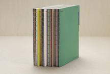 ART DIRECTION // Print & Book Design