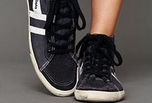 Let's go retro - women's sneakers / Every old is new again. Or maybe we just find gems from the past.