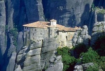 The oldest monasteries