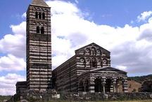Sardegna :  le chiese  romaniche