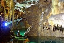 Sardegna :   le grotte