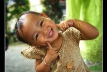Joy, laughter & smiles / A smile can cause boundaries to melt, hearts to warm up and reduce distance