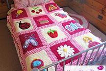 Crochet : Baby Blankets