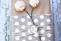Gift wrap ideas / by Lauren Driskill