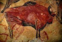 Pitture e Incisioni rupestri / by Liana Tore