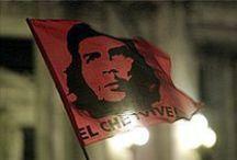 """Ernesto """"Che"""" Guevara / Prefiero morir de piè que vivir siempre arrodillado"""