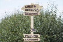 Country Festival Wedding