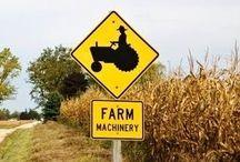 Farm-Equipment / by Dean Kolb