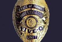 Police-Badges / by Dean Kolb