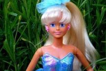 Little girls world / Toys that I had as a little girl in the late 80's :)