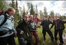 Luonto ja ulkoilu / Kaikkea mielenkiintoista Suomen luontoon ja retkeilyyn sekä ulkoiluun liittyen!