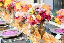 Table Decor / by The Ranch at Laguna Beach