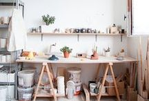 LTCO // Work Spaces / Work Spaces We Envy | Beautiful Workspace Inspiration