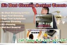 Dust Chasers / These services are offered by Dustchasers.ca at reasonable prices. Moreover, our technician can take care of your goods.