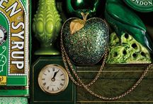Emerald / Anything in green...