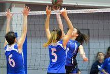 III divisione F vs Zola / Scatti della partita della III divisione femminile della YZ volley contro Zola