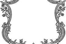ramki i bordury