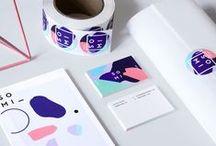 Colorful Branding / Bold & Colorful Branding