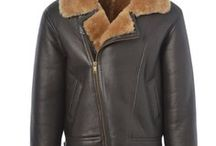 Mens Sheepskin Jackets/Coats / Make an impression with sheepskin this winter. A men's sheepskin jacket from the range at Leather Company promises not only a cosy and high quality piece, but one that is timelessly stylish too.