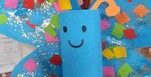 DYI Basteln mit Kindern / DYI, Basteln, Basteln mit Kindern, Bastelprojekte, Qualitytime, zu Hause, Kreativ, Deko Ideen, Kinderbeschäftigung, Spaß mit Kindern