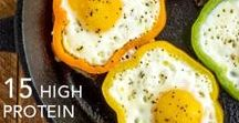 High Protein low carb / Recipe collection of low carb high protein recipes for weight control