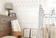 Nursery Decor / Some inspiration for your nursery decoration