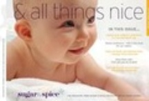 & all things nice Summer 2012 / Summer 2012 magazine from Sugar & Spice Childcare agency