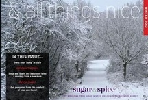 & all things nice Winter 2012 / Winter 2012 magazine from Sugar & Spice Childcare agency
