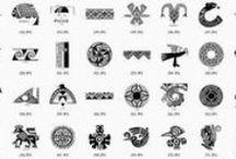 Iconografias indigenas / by Solange Ackermann