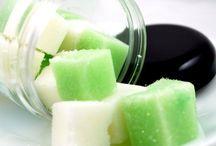 Sugar Scrub Cubes / by Mimi
