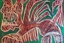 2013 (II)(069 - 102) / Pittura plastica neo - informale