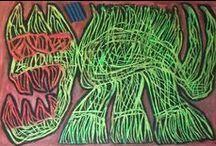 2014 (II)(103 - 108) (III)(01 - 28) / Pittura plastica neo - informale