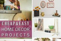 Home Decoration / Paintings, photographs, sculptures, textiles and more ... everything that adds a special touch to your home.