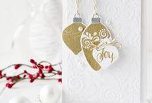 Christmas Card Ideas! / :)