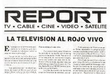 Tapas Newsline Report Sur / ¡Tapas de la revista Newsline Report desde la #1!