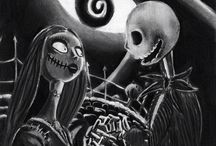 """Nightmare Before Christmas / All about Tim Burton's """"Nightmare before Christmas""""! ❤️"""