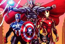 Marvel & DC Universe / ✨ Heroes, Heroines and villains of Marvel and DC Universe ✨