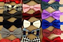 Cravatta a farfalla...Men's bow tie