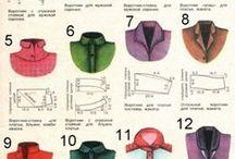 tagli per cucire...sewing cuts