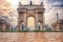 MILANO-Italy / ...questa Milano cittá meravigliosa che ti amo...