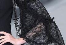 Stile femminile-nero...Black
