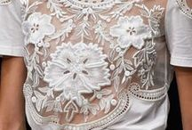Stil femminile-bianco...White