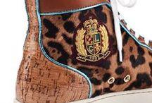 Scarpe sportive alla caviglia...Ankle sneakers