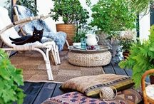 Garden and balcony / Garden decor