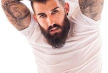 Barbe-Tatuaggio-Tattoo