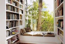 Bookshelves / It's all about books!