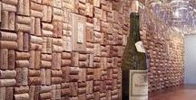 Corks! / What amazing things can be done with those leftover corks? Getting crafty!